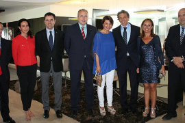 Esfera d'Honor de Mallorca Convention Bureau para Marilén Pol