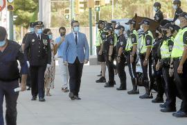 La regidora recuerda el dolor causado por el 'caso Cursach' en la Policía Local de Palma