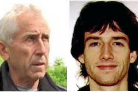 Detenidos en Francia los presuntos etarras Jokin Aranalde y Beñat Atorrasagasti