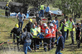 El primer informe apunta a un fallo humano como causa del accidente aéreo en Marratxí
