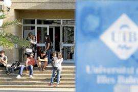 Estudiar en la UIB será un poco más caro al subir todas las matrículas un 5%