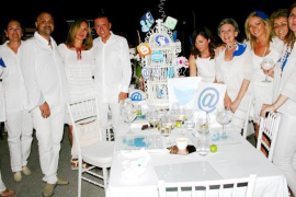 Cena en Blanco 2013