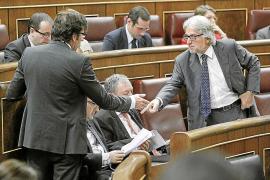 Rajoy acudirá a la cumbre europea con el aval de la gran mayoría del Congreso