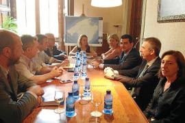 Govern y Consell buscan acuerdos de colaboración pero evitan las polémicas