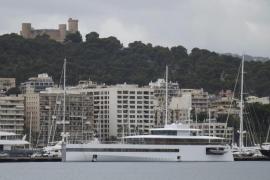 Recala en Palma el 'i-Phone' de los yates