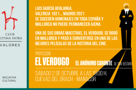 Homenaje a Luis García Berlanga