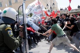 La crisis económica y el rechazo a la austeridad pública centran el 1 de Mayo