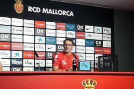 Luis García: «Venimos de una derrota dura, pero la situación es idílica»
