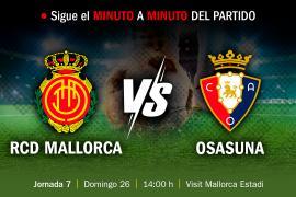 DIRECTO | Real Mallorca - Osasuna