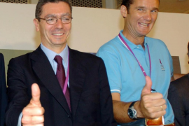 El juez plantea imputar a Gallardón por los pagos de Madrid 2016 a Urdangarin