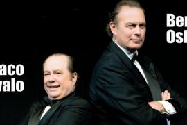 Bertín Osborne y Arévalo renuevan '2 caras duras en crisis'