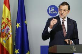 Rajoy niega sentirse amenazado tras el ingreso en prisión de Bárcenas