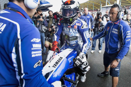 Lorenzo disputará el Gran Premio de Holanda