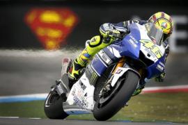 Lorenzo, recién operado, acaba quinto y Rossi gana en Assen