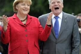 Al presidente alemán no le gustaría ver a sus nietos como a jóvenes españoles