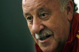 Del Bosque: «Ni ellos son tan buenos como antes, ni nosotros los mejores»