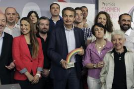 Zapatero respalda a Rubalcaba y anima al PSOE a escuchar «sus impulsos»