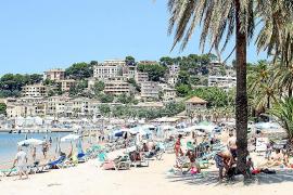 Julio entra en Mallorca con sol radiante y máximas de unos 28 grados