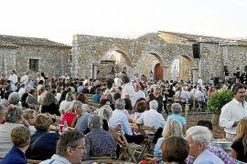 Rotundo éxito del Concert de la Lluna a les Vinyes