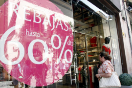 El comercio vaticina unas rebajas con más ventas por la afluencia turística