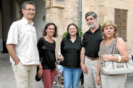Fiesta solidaria de Voluntaris de Mallorca