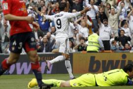 Cristiano Ronaldo resucita al Real Madrid