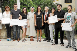 Entrega del IV Premio de Periodismo Alberta Giménez