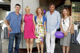 Presentación de Passion Magazine en First Mallorca de Port Adriano