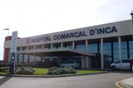 El Hospital de Inca cierra 18 camas y deja sola a una enfermera en el turno de noche