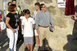 Una calle de Palma inmortaliza la memoria del músico Bernat Pomar