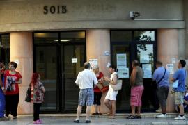 El paro baja en Balears un 8,5 % en junio y suma siete meses  de caída