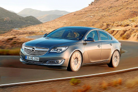 Opel renovará en breve el Insignia