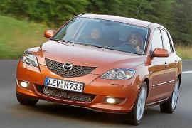 El Mazda3 celebró su primera década de existencia