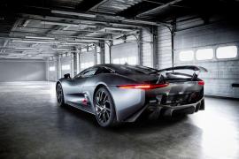 C-X75 Concept, el híbrido deportivo de Jaguar