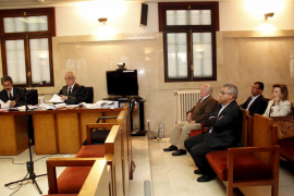 Anticorrupción mantiene su petición de cárcel para Munar y deja la de Vicens en ocho meses