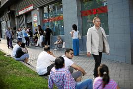 El turismo vuelve a sacar a parados de las listas del Inem en junio
