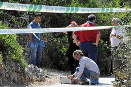 La pista del empresario asesinado se pierde después de que diera de cenar a su padre
