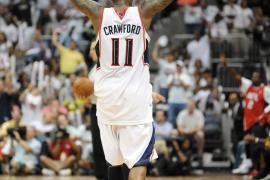 Crawford y Horford lanzan a los Hawks a las semifinales de la NBA