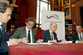 Los aeropuertos de Balears serán los que mayor aumento de pasajeros tendrán este verano