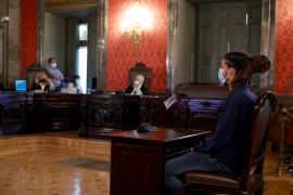 Podemos tras la multa a su diputado Alberto Rodríguez: «Qué vergüenza de Justicia»
