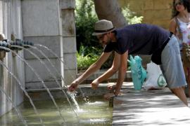 Una ola de calor de hasta diez días elevará las temperaturas de Balears a los 34 grados