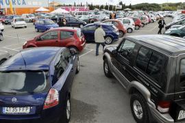 La venta de coches de segunda mano cae en Baleares un 8,7 %