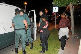 Gran operación contra la prostitución violenta en las principales zonas turísticas de Magaluf