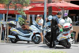 Dos detenidos en una operación contra la venta ambulante ilegal