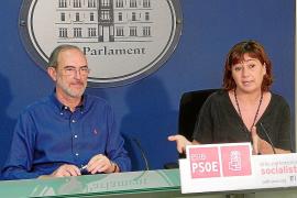 El PSIB propone rebajar impuestos a quienes renegocien hipotecas para evitar desahucios