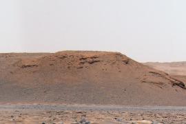 La NASA confirma que el cráter Jezero de Marte fue un lago tranquilo