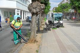 Los ciudadanos de Inca aprueban con un 5,84 de media la limpieza de calles