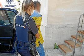 Detenido en Palma