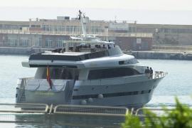 Fundatur ya busca un amarre en el puerto de Palma para el 'Fortuna' hasta su venta