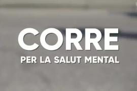 Deportistas de Mallorca conciencian sobre la salud mental